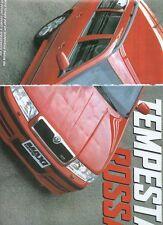 SP70 Clipping-Ritaglio 2003 Skoda Octavia 1.8T RS Tempesta rossa