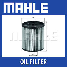 Mahle Oil Filter OX182D - Fits Vauxhall Astra, Vectra - Genuine Part