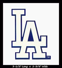 LOS ANGELES LA DODGERS BASEBALL MLB DECAL STICKER TEAM LOGO~BUY 1 GET 1 30% OFF
