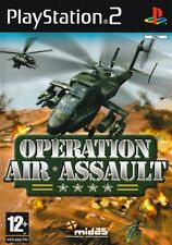 Operation Air Assault for Playstation 2 (2004 , PAL)