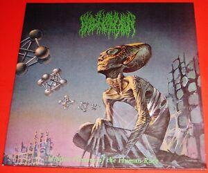 Blood Incantation: Hidden History Of LP Neon Green Color Vinyl Record 2019 NEW