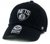 Brooklyn Nets NBA Hat - 2016 Franchise Cap From 47' Brands Basketball Cap