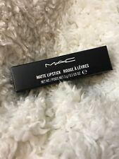 MAC Matte Lipstick Rouge A Levres MOXIE Full Size Deep Fuchsia NIB