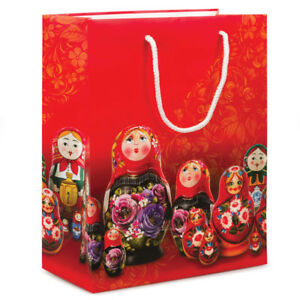 Russian Style Gift Bags / Boxes