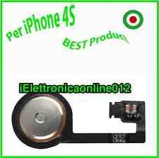 FLAT FLEX Tasto HOME centrale per Apple iPhone 4S UMTS 8GB 16GB 32GB 64GB NUOVO