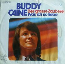 "7"" 1974 RARE IN MINT-! BUDDY CAINE : Der große Zauberer"