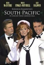 South Pacific - Live at Carnegie Hall (DVD, 2006)