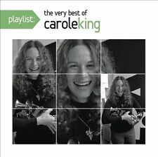 Playlist: The Very Best of Carole King by Carole King (CD, 2012, Legacy)