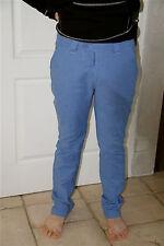 pantalon bleu KANABEACH BIOLOGIK leopold T 42 (M) NEUF ÉTIQUETTE valeur 89€
