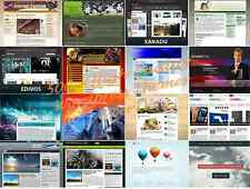 500+ Premium Wordpress Web Site Themes Templates With Resell Rights +MRR Bonuses