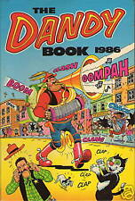 THE DANDY BOOK 1986 / FINE / UNCLIPPED.