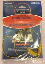 SUPCO HYBRIDJUMPER MAGNETIC/ALLIGATOR LOW VOLTAGE JUMPER HYB1YL