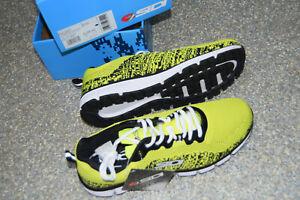 Sidi Schuhe Gossip gelb-schwarz Sneakers Größe 46