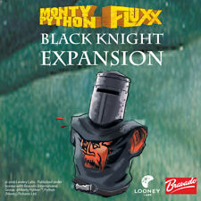 Black Knight 10 Card Expansion Monty Python Fluxx Card Game Looney Labs LOO-091