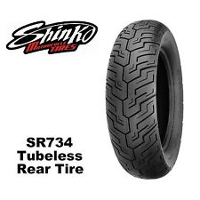 Shinko SR734 Rear Tire 130/90-15 GZ250 GZ-250 GZ 250 Suzuki