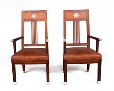 Paire de fauteuil Art déco 1930 palissandre d'après Dominique
