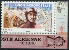 FRANCE BEAU LOT POSTE AERIENNE COIN DATE NEUF**