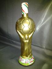 Bottiglia vino Mondiali calcio Italia 90 Barbera D'asti World cup vine vintage