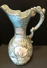 Antique Dorotheenthal German made Pitcher Vase c 1707 Germany
