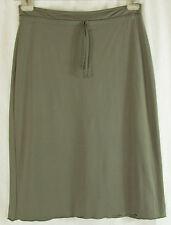 Unifarbene knielange Esprit Damenröcke