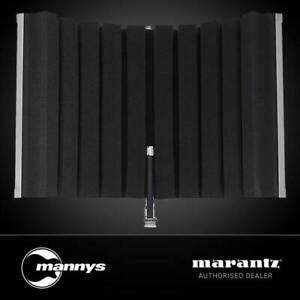 Marantz Professional Sound Shield Compact Folding Vocal Reflection Baffle
