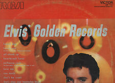 ELVIS PRESLEY disco LP 33 g. GOLDEN RECORDS stasmpa ITALIANA 1975 made in ITALY