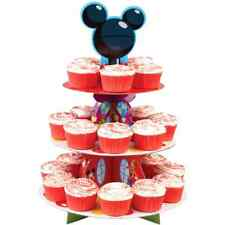 3-Tier Cake Cupcake Stand Mickey Mouse Clubhouse Birthday Party Supplies