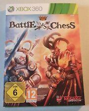 Xbox 360 Battle vs Chess nagelneu versiegelt * selten * * Billigste auf Ebay *