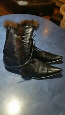 woman boots size 37