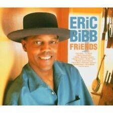 ERIC BIBB - FRIENDS  CD NEW+