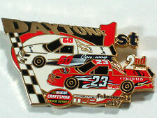 TRD Racing Pin Toyota Daytona 1st #23 #30 Pin Badge, (**) (#265 Racing)