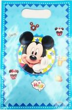 MICKEY MOUSE lolly bags/ loot bags  – Pack of 12  **AU Seller!