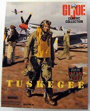 G.I. JOE 12 INCH TUSKEGEE FIGHTER PILOT ACTION FIGURE - KENNER - SEALED