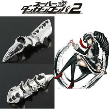 Knuckle Ring Cosplay Gift New Fashion Hot Anime Danganronpa Metal Finger Ring