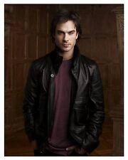 "(** **VAMPIRE DIARIES** **) ""Damon"" IAN SOMERHALDER Glossy (8x10) Print"