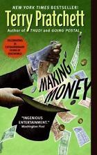 Making Money (Discworld) by Pratchett, Terry