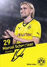 Marcel fonditore, BVB Borussia Dortmund, ORIGINALE FIRMATO/SIGNED!!!