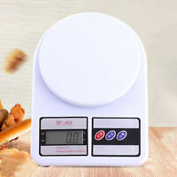 AU_ Portable Kitchen Electronic Scale Household Food Baking Herbal Measuring