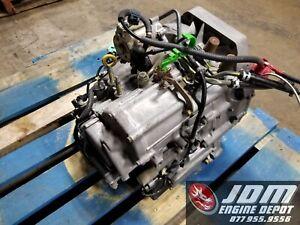 97 01 HONDA CRV 2.0L 2WD FWD AUTOMATIC TRANSMISSION JDM B20B B20Z