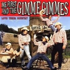 """Me First and the Gimme Gimmes """"Love..."""" LP VINILE NUOVO"""