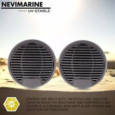 "Waterproof Marine Radio Speakers 2 Way 3"" 140W Car ATV Boat Speakers"