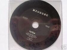 MIOSSEC BRULE CD PROMO