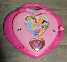 Disney Princess Magical Learning Laptop Vtech, Works Great, Educational Toy