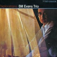Bill Evans, Bill Evans Trio - Explorations [New SACD] Hybrid SACD
