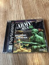 Army Men 3D (Sony PlayStation 1) Ps1 Resurfaced Disk ES