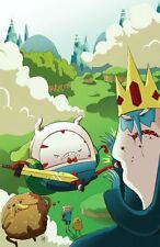 Adventure Time: Candy Capers Issue # 2D