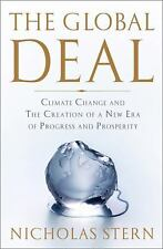 The Global Deal: Climate Change and the Creation of a New Era of Progr-ExLibrary