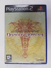 PS2 SONY PLAYSTATION 2 BREATH OF FIRE : DRAGON QUARTER