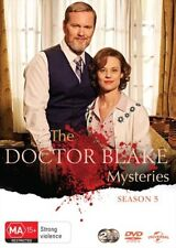 The Doctor Blake Mysteries : Season 5 : NEW DVD
