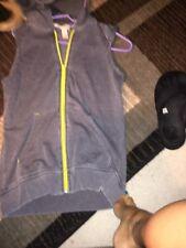 Grey Mossimo Muscle Sweat Shirt Sleeveless Size 12/14
